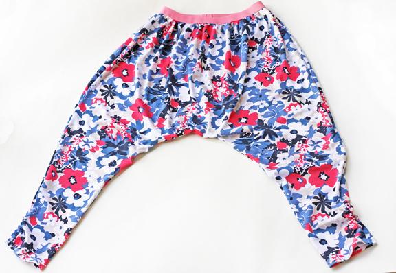 shalvar pants
