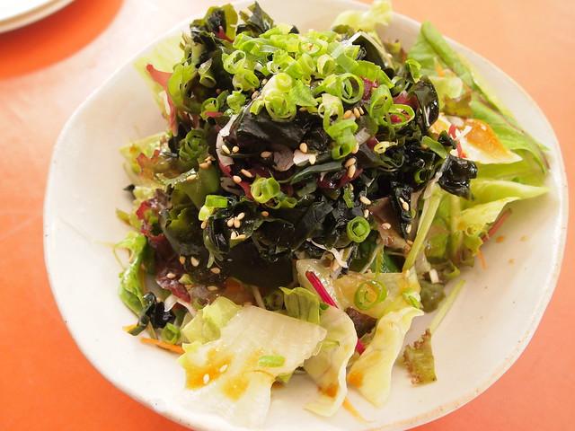 2013.07.06 味わい工房 海藻サラダ