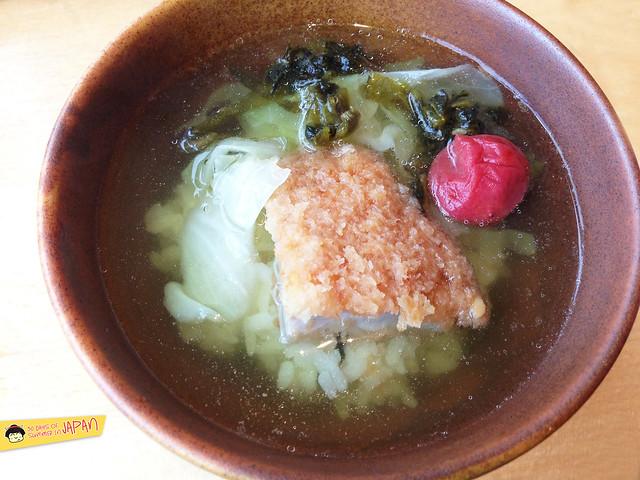 SUZUYA - TONKATSU CYAZUKE - in tea - akibaichi