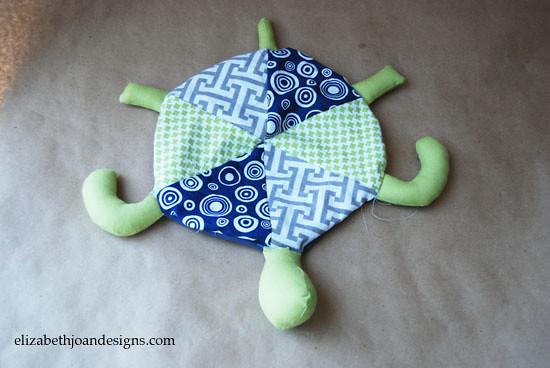 Plush Turtle 10