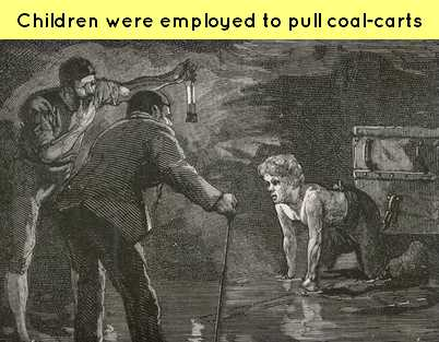 industrial revolution & child labor