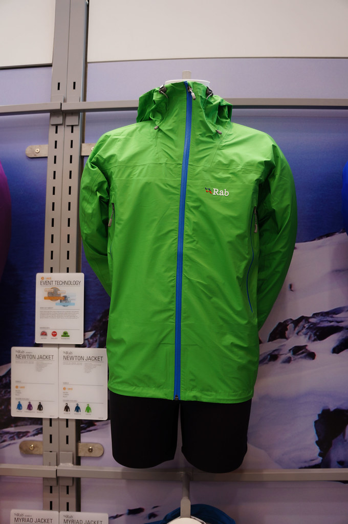 Rab Newton jacket