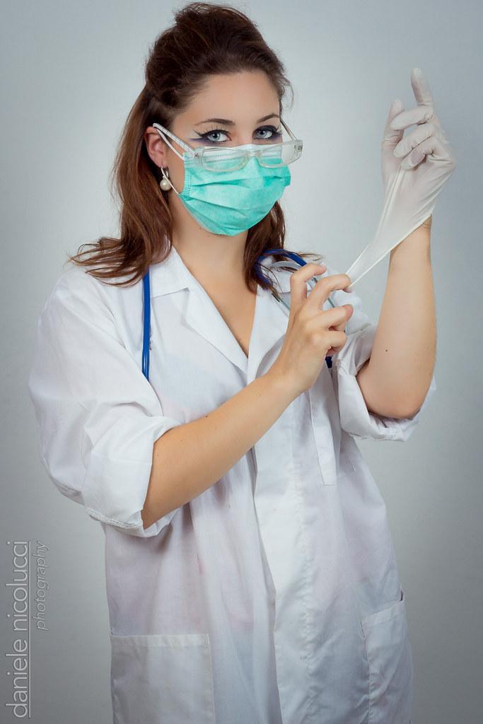 surgery fetish Female medical