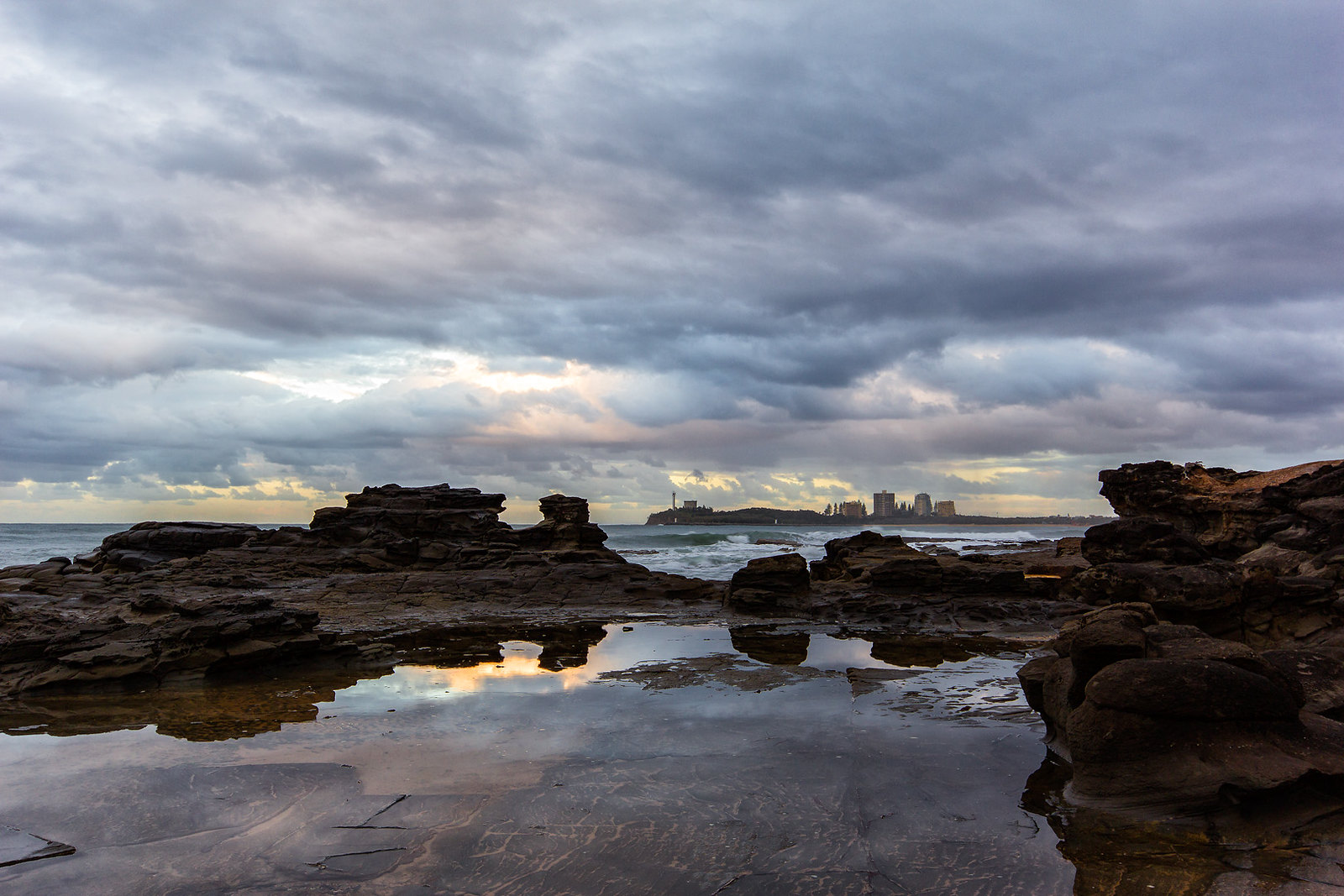 On The Rocks at Mooloolaba