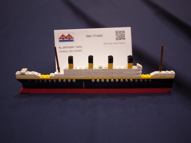 Slim Titanic