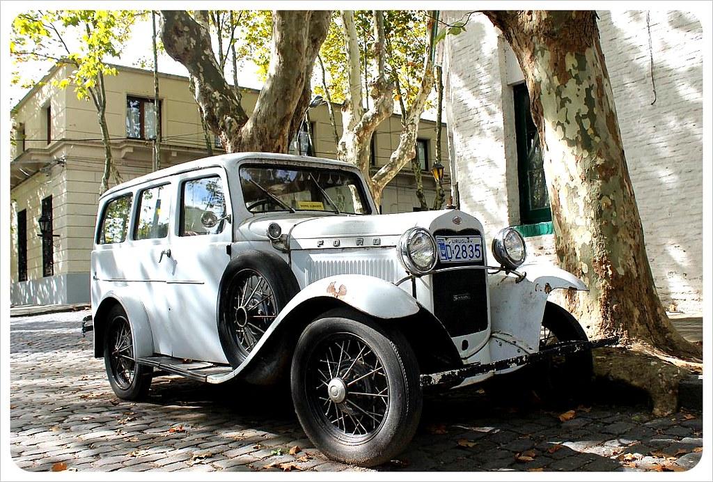 vintage car colonia