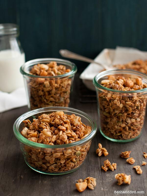 Test Kitchen Granola