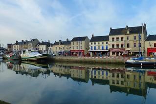 Port-en-Bessin: Quai Félix Faure
