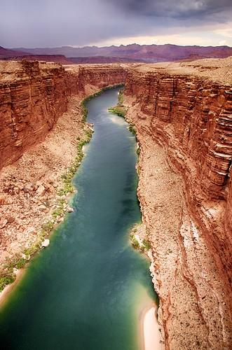 arizona usa storm clouds canon river az canyon coloradoriver nik hdr marblecanyon navajobridge 3xp canont1i hdrefexpro2 nikhdrefexpro2