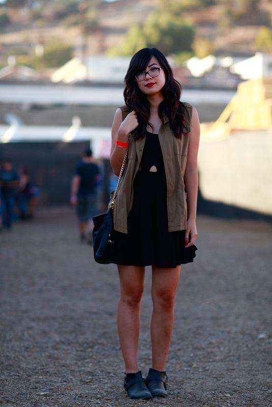 azn_brnvest_fyf FYF Fest, L.A. State Historic Park, LA, music, street fashion, street style, women