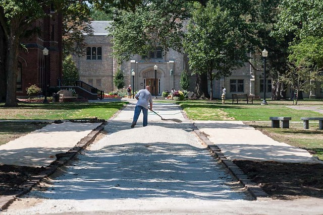 Campus Path Construction