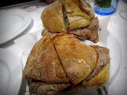 Lisbon Steak Sandwich photo