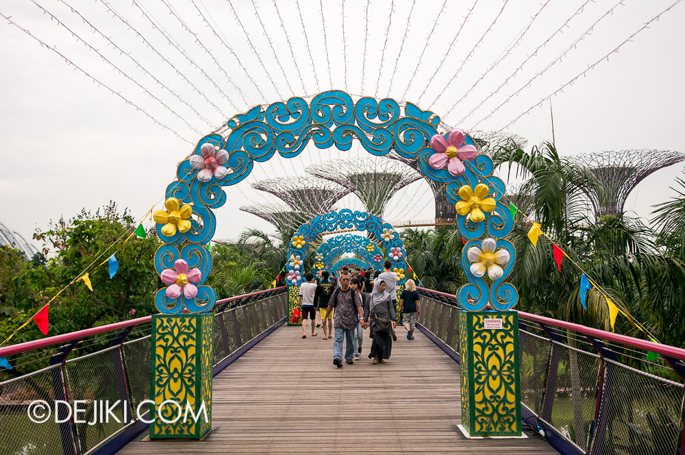 garden by the bay mid autumn festival 2017