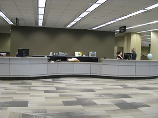 Science Library Service Desk