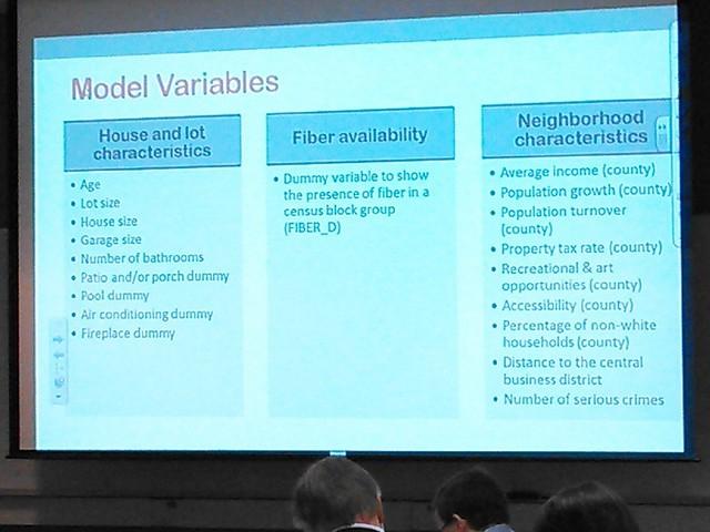 NCM 0272 Model Variables
