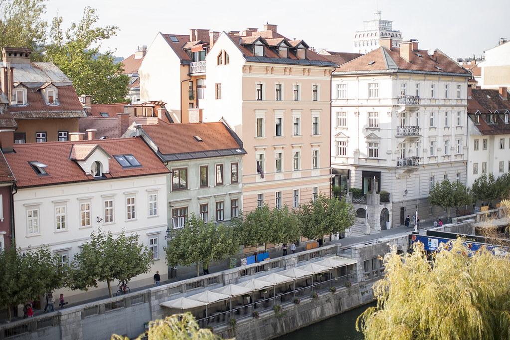 vander urbani resort ljubljana