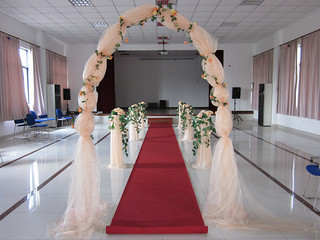 Make your Wedding Wonderful with Stunning Wedding Decorations