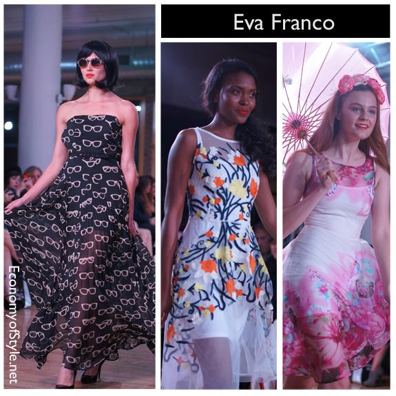 Industry Night, Eva Franco