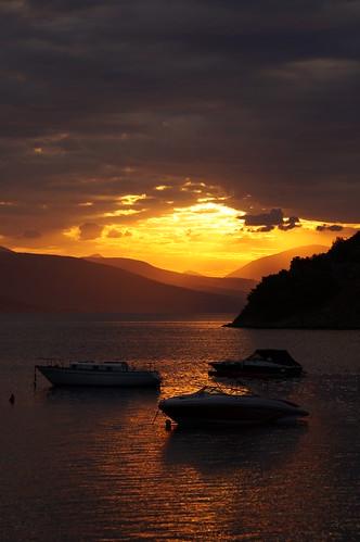 sunrise de soleil greece grèce lever tolo