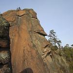 Transsibérien - Krasnoyarsk - La réserve de Stolbi