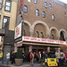 Pedal Cabs Lined Up Outside the Al Hirschfeld / Martin Beck Theatre 0636