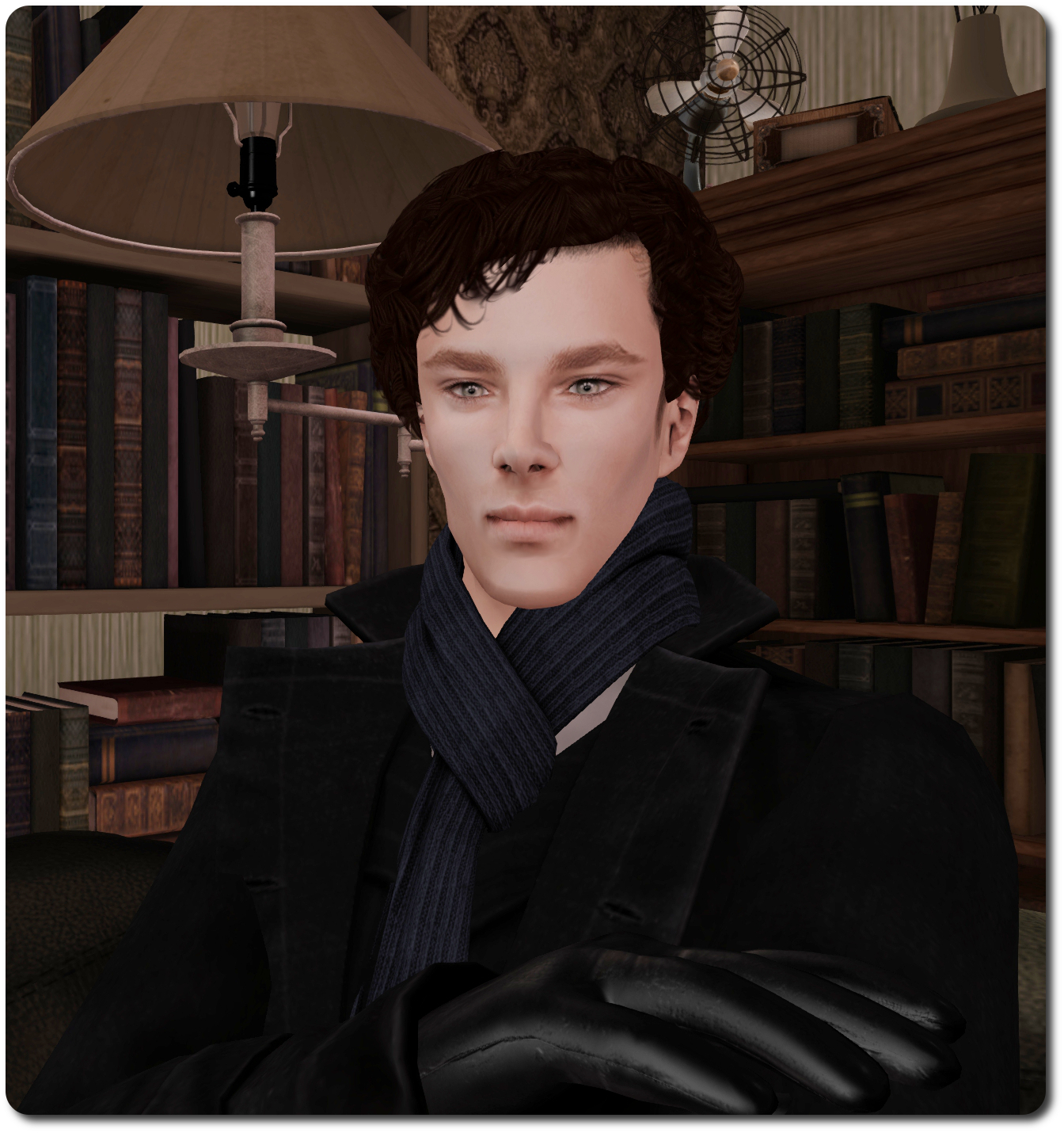 221B Baker Street; Inara Pey, April 2015, on Flickr