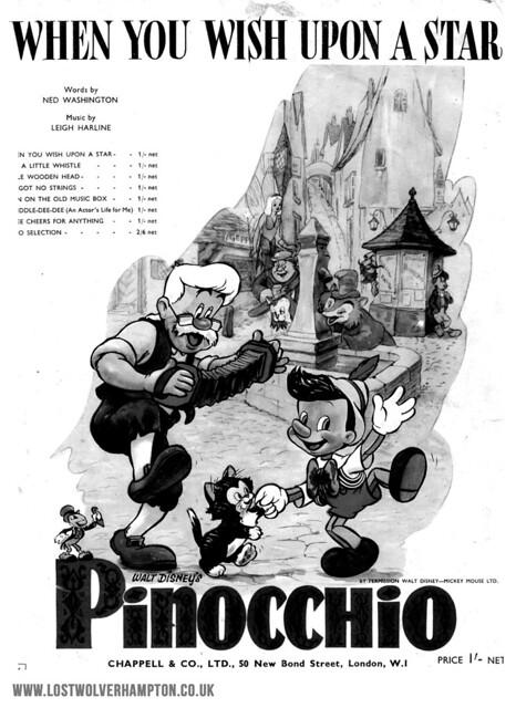 Pinochio 1