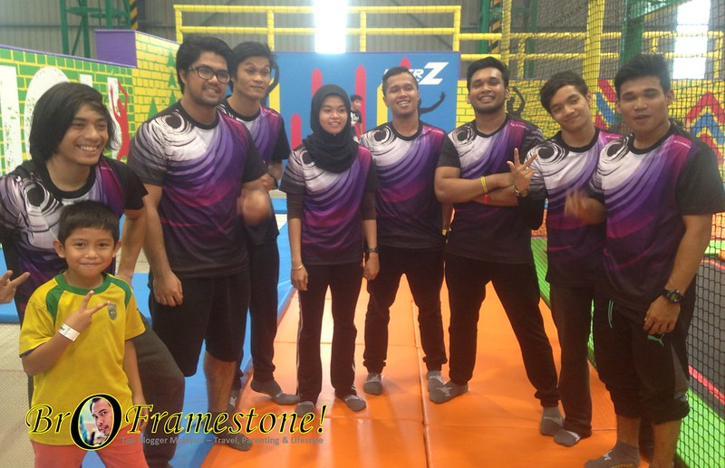Jurulatih Berpengalaman - EnerZ Indoor Extreme Park