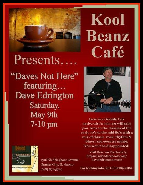 Dave Edrington 5-9-15