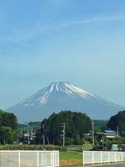 Mt.Fuji 富士山 5/14/2015