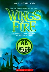 Wings of Fire:  A Winglets Collection:  the First Three Stories
