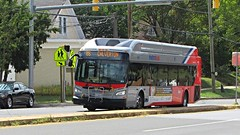 WMATA Metrobus 2016 New Flyer Xcelsior XN40 #2871
