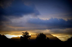 song of light and cloud in the moutnain