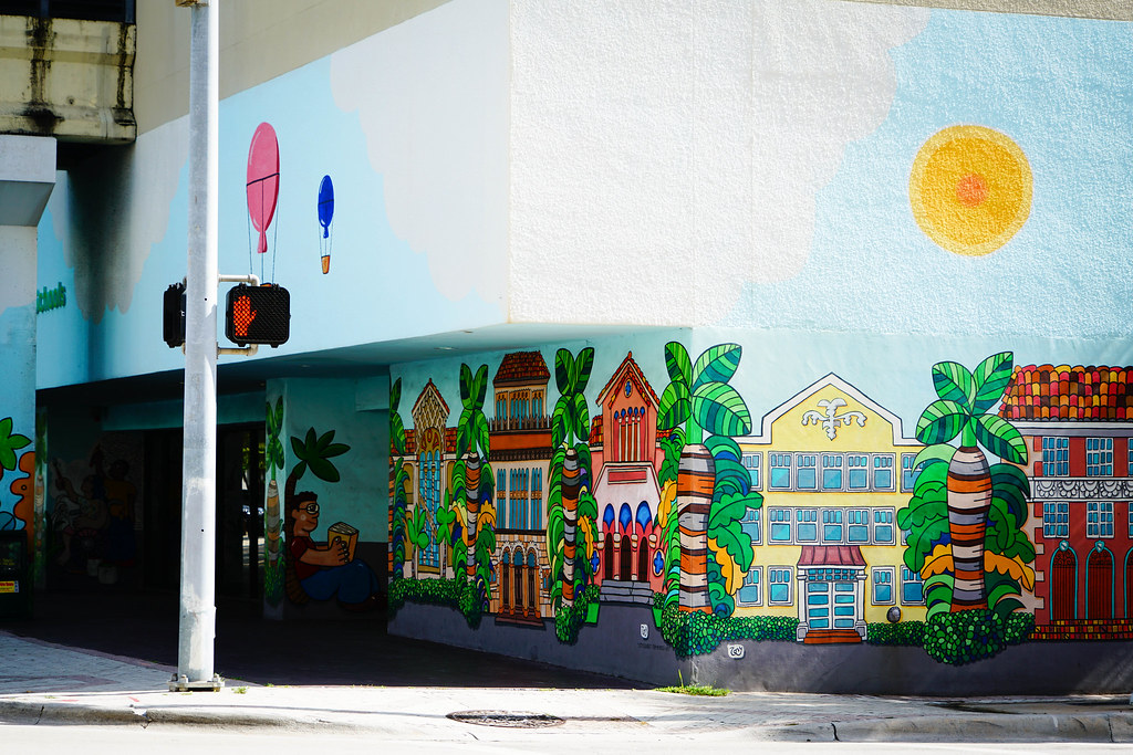 Arte Urbana, Miami, Flórida