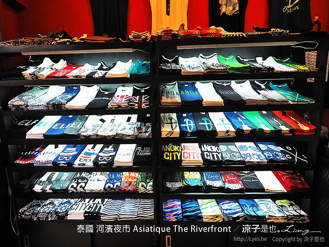 泰國 河濱夜市 Asiatique The Riverfront 68