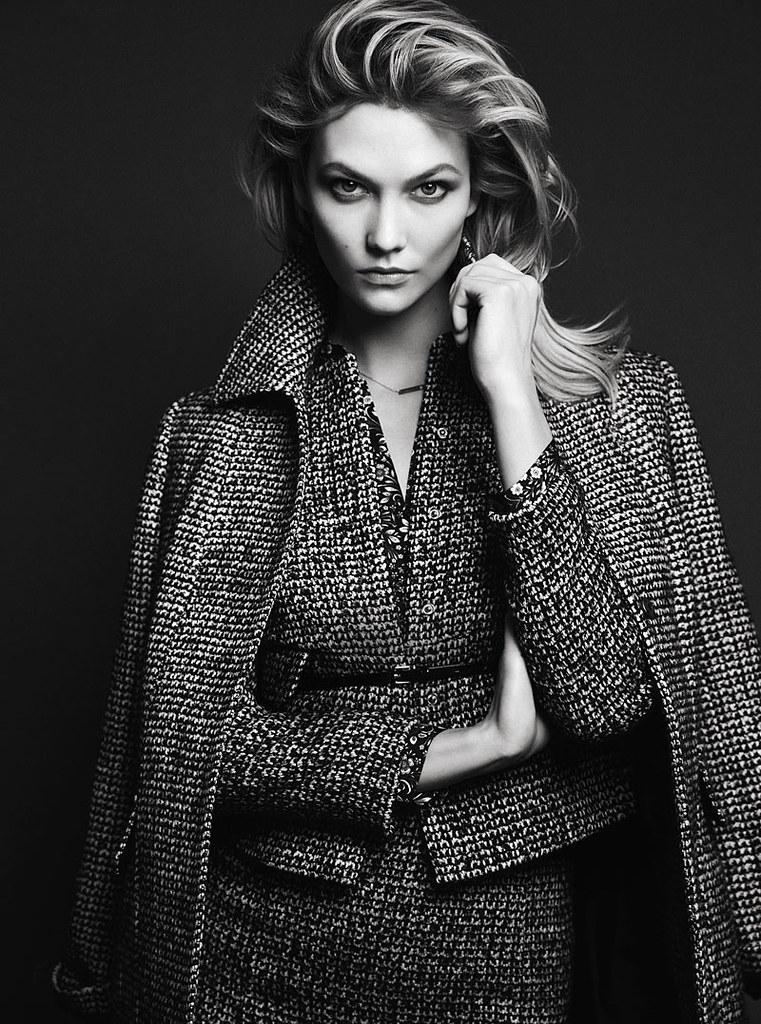 Карли Клосс — Фотосессия для «Fashion» 2016 – 4