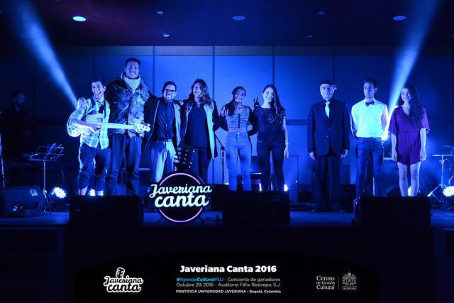 Javeriana Canta 2016
