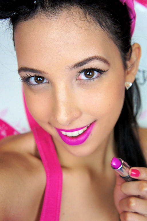 Maquillaje pin up mariale - Maquillage pin up ...