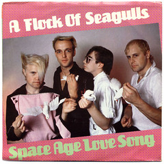 Space Age Love Song, A Flock of Seagulls,