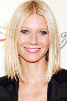 Gwyneth Paltrow Latest Hair