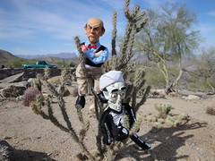 Walter and Achmed Cactus - 3