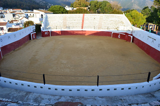 Mijas Bullring, Costa Del Sol, Spain