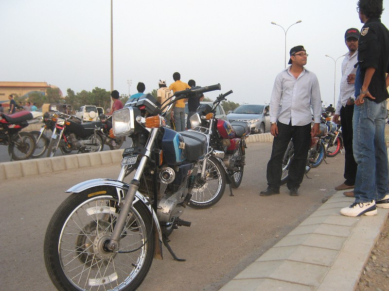 Calling All Bikers - The Street Bikers - 7080964519 1975de962d c