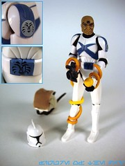 Clone Trooper Scythe