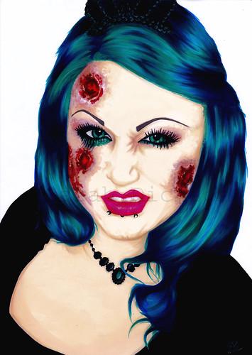 zombie Sophie