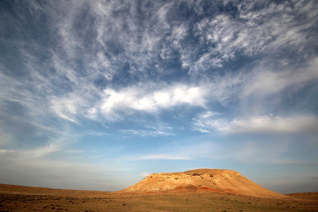 Desert High-Rise