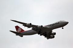 Cargolux 747-8 Freighter