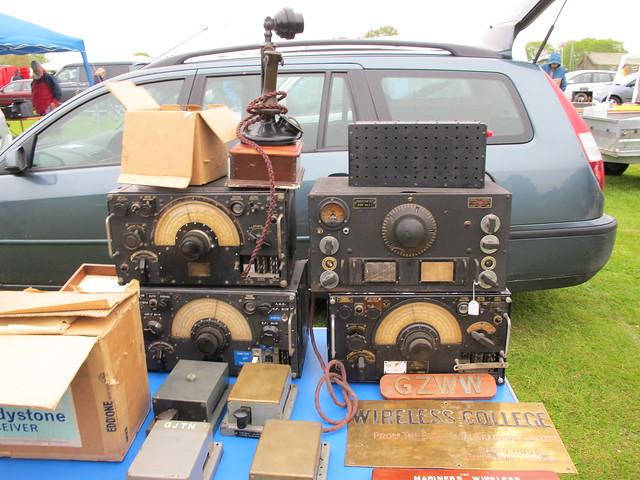 Vintage Radio Kits 50