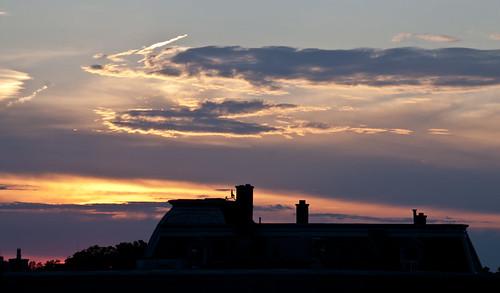 Sunset by felixtrio