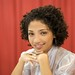 Jasika Nicole at Denver Comic Con